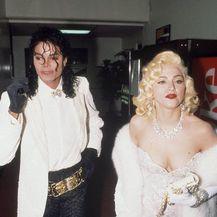 Madonna i Michael Jackson (Foto: Profimedia)