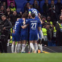 Chelsea slavi (Foto: Arne Dedert/DPA/PIXSELL)
