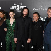 Glumačka ekipa filma John Wick: Chapter 3