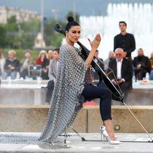 Modna revija Snježane Mehun (Foto: Borna Filic/PIXSELL)