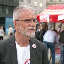 Krešimir Sever Nezavisni hrvatski sindikati (Foto: Dnevnik.hr)