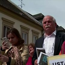 Antifašisti traže zabranu komemoracije (Video: Dnevnik Nove TV)