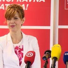 Europarlamentarka Biljana Borzan (Foto: Dnevnik.hr)