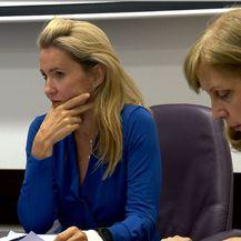 Nataša Novaković iz Povjerenstva za odlučivanje o sukobu interesa (Foto: Dnevnik.hr)