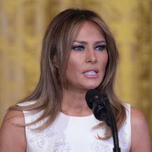 Melania Trump ugostila je u Bijeloj kući majke američkih vojnika
