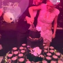 Vjenčanje Maje Šuput (Foto: Instagram)