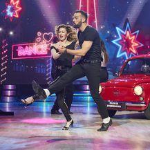 Ples sa zvijezdama, Ivan Šarić, Paula Jeričević (Foto: Nova TV)