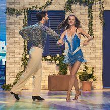 Ples sa zvijezdama, Josipa Pavičić Berardini i Damir Horvatinčić (Foto: Nova TV)