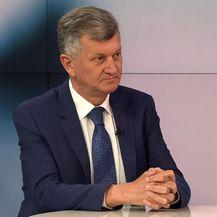 Ministar Milan Kujundžić gostuje u Dnevniku Nove TV (Foto: Dnevnik.hr)