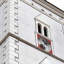 Olujno nevrijeme oštetilo i sat na tornju crkve svetog Marka (Foto: Patrik Macek/PIXSELL) - 4