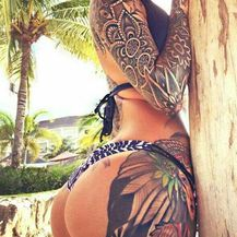 Vruće tetovaže (Foto: Instagram) - 5