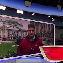 Dino Goleš razgovarao je s pročelnikom Ureda za upravljanje hitnim situacijama Pavlom Kalinićem o nevremenu (Video: Dnevnik Nove TV)
