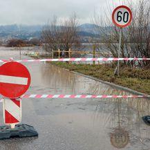 Poplave u Bosni (Foto: AFP)