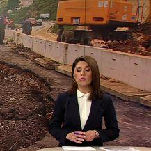 Ceste klize, a građani se pitaju tko je kriv? (Video: Večernje vijesti Nove TV)