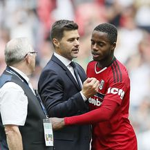 Mauricio Pochettino i Ryan Sessegnon (Foto: David Klein/Press Association/PIXSELL)