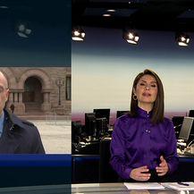 Mislav Bago razgovarao je s Jeanne Valentić iz Savjeta za Hrvate ivan Hrvatske (Video: Dnevnik Nove TV)