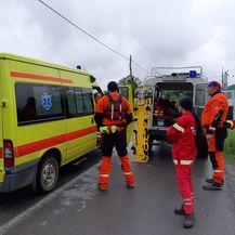 HGSS pomogao u prijevozu teško bolesnog pacijenta (Foto: HGSS)
