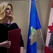Završava posjet Predsjednice RH Kanadi (Video: Vijesti u 17h)