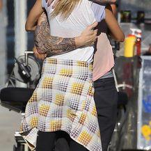 Adam Levine i Behati Prinsloo (Foto: Profimedia)