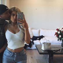 Tyga i Kylie Jenner (Foto: Instagram)