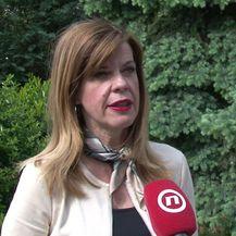 Kandidatkinja EU izbora Biljana Borzan (Foto: Dnevnik.hr)