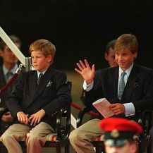 Princ William, princ Harry i princeza Diana (Foto: Profimedia)