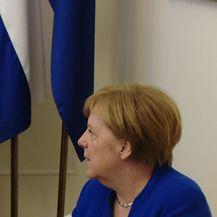 Andrej Plenković na sastanku s Angelom Merkel (Video: Dnevnik.hr)