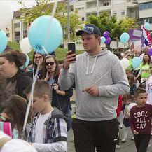 Hod za život i hod za slobodu (Video: Dnevnik Nove TV)