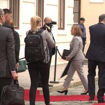 Premijer Andrej Plenković i Angela Merkel (Foto: Dnevnik.hr)