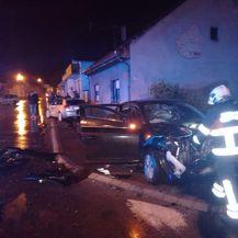 Prometna nesreća u Požegi (Foto: JVP Požega) - 2