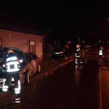 Prometna nesreća u Požegi (Foto: JVP Požega) - 4