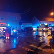 Prometna nesreća u Požegi (Foto: JVP Požega) - 6