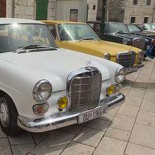 Mercedesi u Imotskom (Foto: Dnevnik.hr)