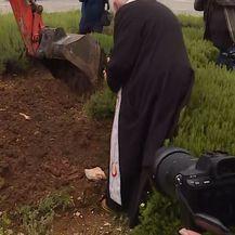 Položen kamen temeljac za spomenik Mercedesu (Foto: Dnevnik.hr)
