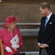 Kraljica Elizabeta i princ Harry (Foto: Getty Images)