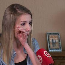 Kristina Horžić (Foto: Dnevnik Nove TV)