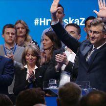 Energičan motivacijski govor premijera Plenkovića (Foto: Dnevnik.hr) - 4
