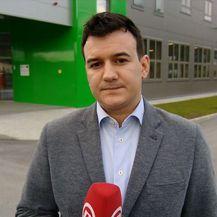 Dalibor Špadina razgovara s direktorom Iverpana Mladenom Jambrovićem o EU fondovima (Foto: Dnevnik.hr)