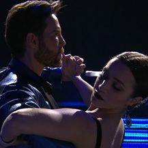 Marko Grubnić i Ela Vuković (Foto: Ples sa zvijezdama) - 2
