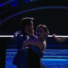 Ples sa zvijezdama: Nastupaju Marko Grubnić i Ela Vuković (Video: Ples sa zvijezdama)