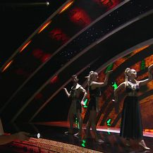 Ples sa zvijezdama: Nastupaju Ivan Šarić i Paula Jeričević (Video: Ples sa zvijezdama)