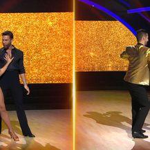 Ples sa zviijezdama: Plesni dvoboj u jiveu (Foto: Ples sa zvijezdama)