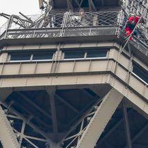 Zatvoren Eiffelov toranj u Parizu (Foto: AFP) - 1