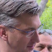 Premijer Andrej Plenković o spinrazi (Video: Dnevnik Nove TV)