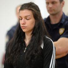 Nuša Bunić na čitanju presude u svibnju (Foto: Pixsell,Vjeran Zganec Rogulja) - 7