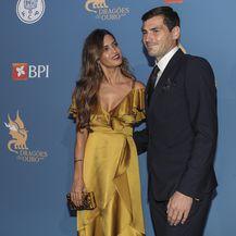 Sara Carbonero i Iker Casillas (Foto: Getty Images)