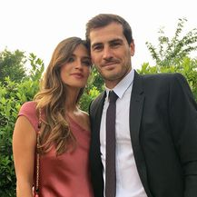Sara Carbonero i Iker Casillas (Foto: Instagram)