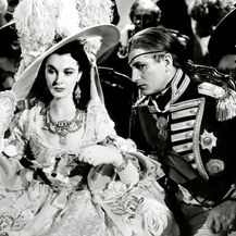 Vivien i Laurence u filmu Lady Hamilton