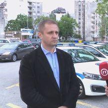 Robert Brozinić, voditelj Odjela općeg kriminaliteta PU karlovačke, i Domagoj Mikić (Foto: Dnevnik.hr)