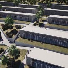 Nacrt projekta za novi azil u Dubrovniku (Foto: Dnevnik.hr) - 1